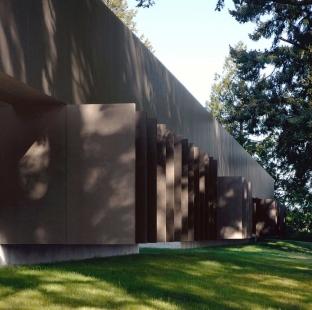 Linear House - foto: James Dow
