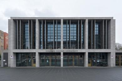 Kongresové centrum Nový výmarský sál - foto: Petr Šmídek, 2019
