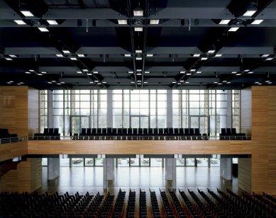Kongresové centrum Nový výmarský sál - foto: Marcus Bredt