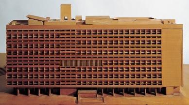 Unité d'habitation Marseille - Model