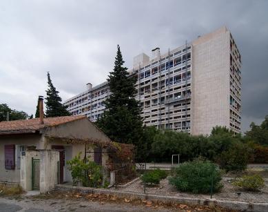 Unité d'habitation Marseille - foto: Petr Šmídek, 2008