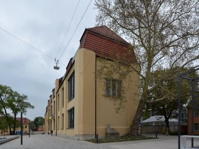 Velkovévodská saská umělecká škola ve Výmaru - foto: Petr Šmídek, 2019