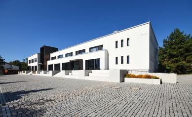 Radnice a kulturní dům Chlumec - foto: Ondřej Tuček