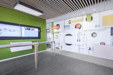 Microsoft HQ Consolidation Project Prague - foto: Lubor Sladký