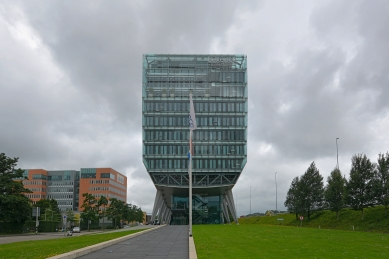 Hlavní sídlo společnosti ING - foto: Petr Šmídek, 2018