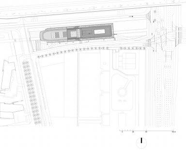 Hlavní sídlo společnosti ING - Situace - foto: MVSA Architects