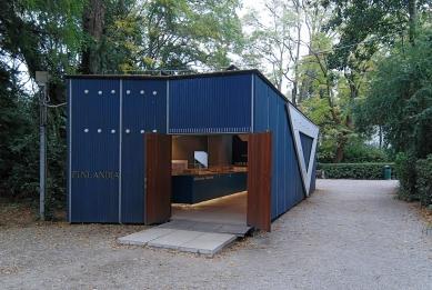 Finnish Pavilion Venice Biennale - foto: Petr Šmídek, 2008