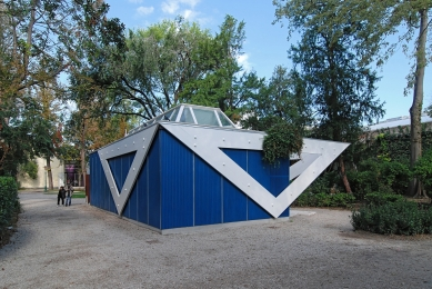 Finnish Pavilion Venice Biennale - foto: Petr Šmídek, 2012