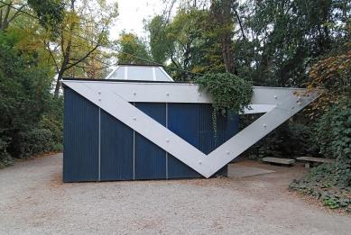 Finský pavilon v benátském Giardini - foto: Petr Šmídek, 2008