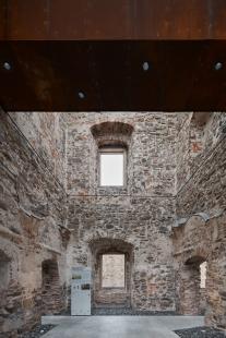 Rekonstrukce paláce hradu Helfštýna - foto: BoysPlayNice