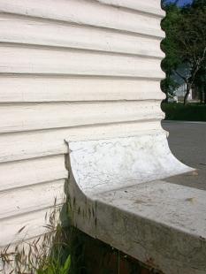 Rakouský národní pavilon - foto: Petr Šmídek, 2002