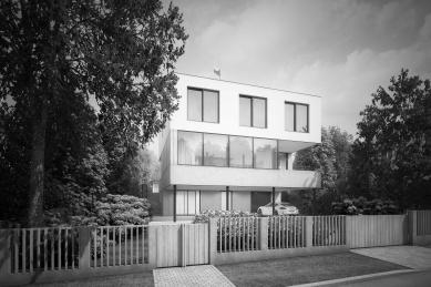 Single-Family Home in Prague - Braník - Vizualizace