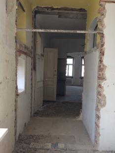 Rekonstrukce bytu v Černých Polích - Původní stav