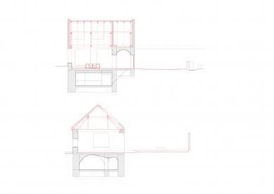 Open house - Řezy - foto: Studio NEW WORK