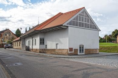 Volnočasové centrum v Luži