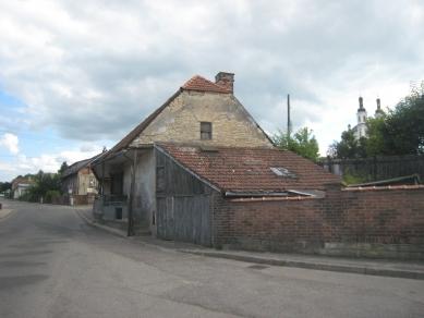 Volnočasové centrum v Luži - Původní stav