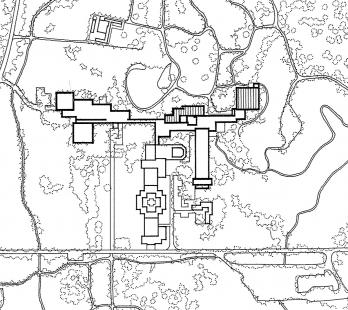 Rozšíření muzea Kröller-Müller - Situace