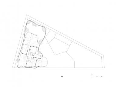 UNIC  - Půdorys 9.np - foto: MAD Architects