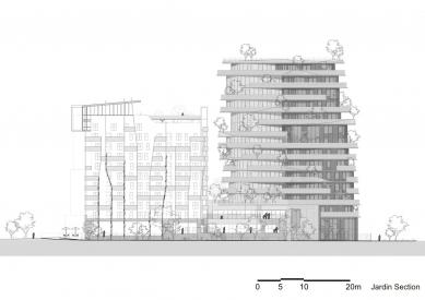 UNIC  - Pohled - foto: MAD Architects
