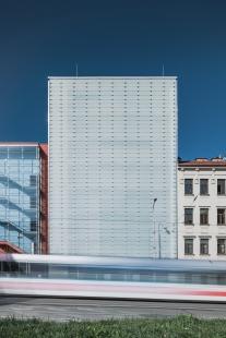 Bytový dům Vídeňská - foto: Petr Polák