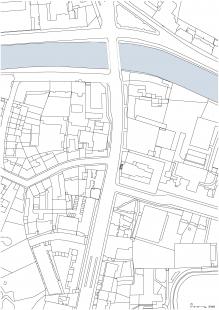 Bytový dům Vídeňská - Situace - foto: Fránek Architects s.r.o.