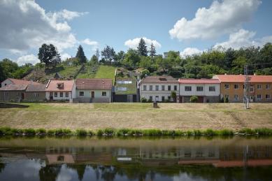 Rodinný dům v údolí Dyje - foto: BoysPlayNice