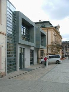 Administrativní budova Tipsport - foto: © FACIS architekti