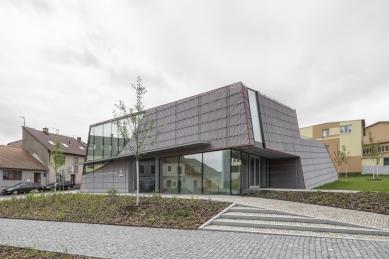Společenské centrum Sedlčany - foto: Ondřej Bouška