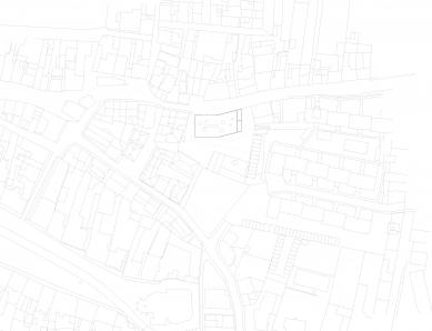 Projekt městského domu v Boskovicích - foto: Smiljan Radić Clarke