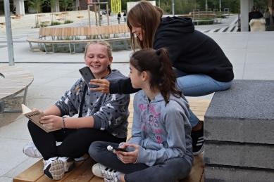 Rekonstrukce Sofijského náměstí - foto: Zdeňka Holá, Jiří Ernest