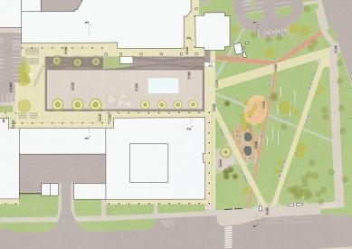 Rekonstrukce Sofijského náměstí - Situace