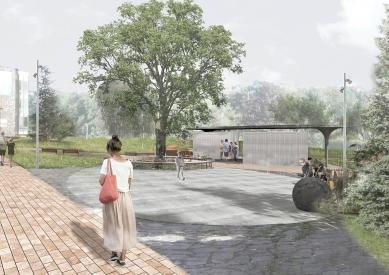 Rekonstrukce Sofijského náměstí - Vizualizace