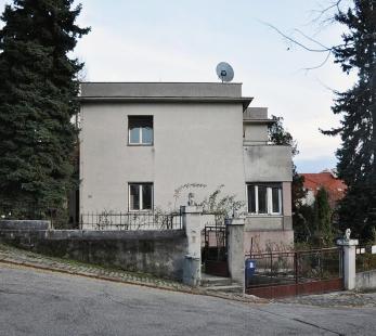 Vila Knöpfler - Fotografie původního stavu