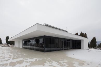 Rekonštrukcia domu smútku Šváby