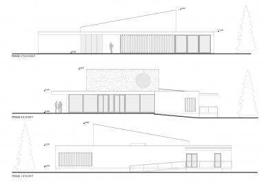 Rekonštrukcia domu smútku Šváby - Pohledy - foto: STOA architekti