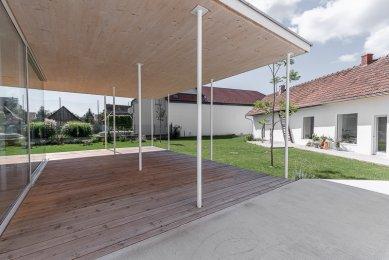 Obytný pavilon s ateliérem R - foto: © Martin Weiß