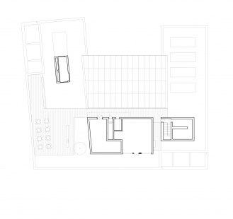 Parkview - Půdorys střechy
