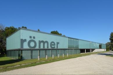 Keltsko-římské museum, Manching - foto: Petr Šmídek, 2020