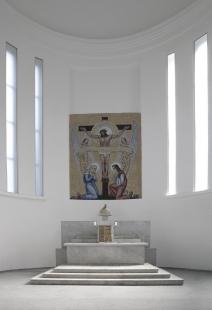 Obnova kostola Panny Márie Snežnej na Kalvárii - foto: © Alan Hyža