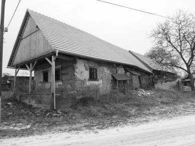 Centrum technologie zpracování dřeva v Žitovlicích - Fotografie původního stavu - foto: Studio acht