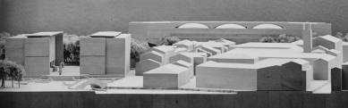 Projekt kongresového paláce vBenátkách