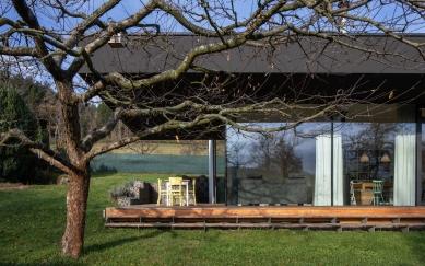 Dům u Tiché Orlice - foto: Lukáš Žentel