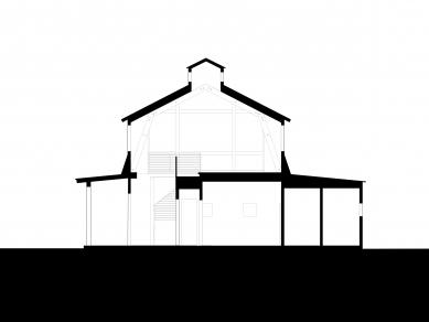 The Barn - Řez