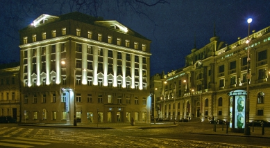 Rekonstrukce domu na hotel - foto: ZNAMENÍ ČTYŘ - architekti