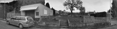 Dům vBrandýse nad Orlicí - Fotografie původního stavu - foto: molo architekti