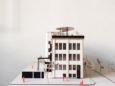 DADA Distrikt  - Fotografie modelu - foto: KOGAA studio