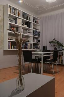 Rekonstrukce a interiér bytu - foto: Radek Plíhal