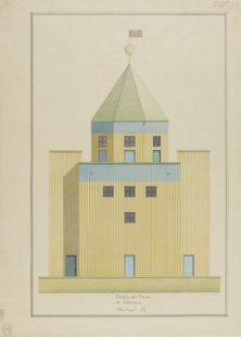 The Theatre of the World - Pohled - foto: Aldo Rossi