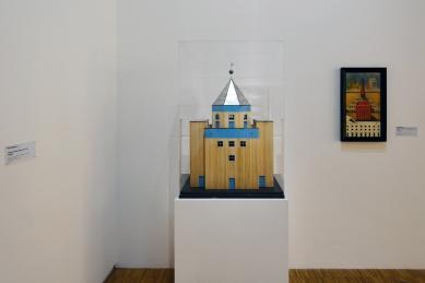 The Theatre of the World - Fotografie z architektonických sbírek Centre Pompidou v Paříži - foto: Petr Šmídek, 2019