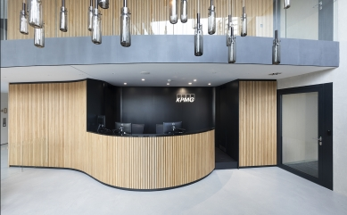 KPMG HQ - foto: Lubor Sladký